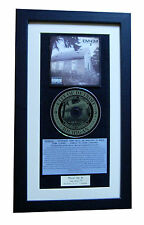 EMINEM Marshall Mathers 2 CLASSIC CD TOP QUALITY FRAMED+EXPRESS GLOBAL SHIPPING