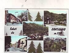 C000013   LECCO  PRIMALUNA  FRAZIONE DI CORTABBIO VEDUTINE ANIMATA VG 1964