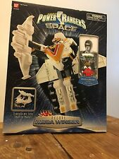 Mighty Morphin Power Rangers In Space Deluxe Mega Winger in box with missiles!