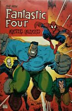 Marvel - New Fantastic Four:  Monsters Unleashed TPB