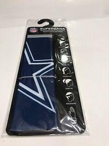 Dallas Cowboys Face Covering, Bandana, Hair Tie, Sweatband