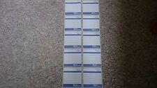 Etiquetas de disquete 10x 3.5 - nuevo adecuado para Amiga Pc Atari ST etc...