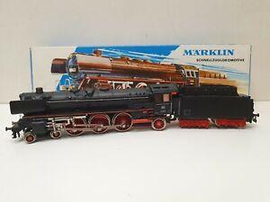 Marklin locomotive a vapeur br 01 097  type 231  ref: 3048  en HO