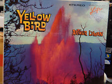 Arthur Lyman Yellow Bird   33RPM 050616 TLJ