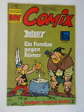 MV - Mickyvision Comix 1971 - Heft 16. (mit Asterix Beilage) Ehapa - Comic, Z. 2