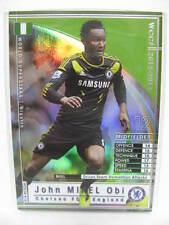 Panini WCCF 2012-13 ver2.0WOS 04John Obi MIKEL ChelsearefractorNigeria
