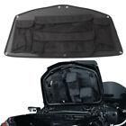 Black Rear Trunk Lid Organizer Bag Pouch for Honda Goldwing GL1800 2001-2017 New
