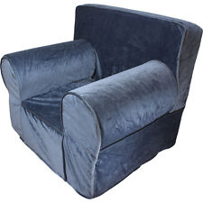 Insert For Anywhere Chair With Grey Velvet Cover Fits Regular Size