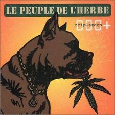 LE PEUPLE DE L´HERBE = triple zero = ELECTRO DUB DRUM & BASS HIP HOP GROOVES !!