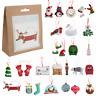 Trimits Christmas Felt Decoration Kit Sewing Craft Haberdashery Xmas