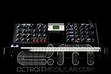 Moog Voyager Electric Blue : Analog Synthesizer : NEW : [DETROIT MODULAR]