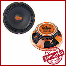 SP AUDIO SP6.5CM 4 OHM MIDRANGE 16,5 cm 100W RMS Coppia SLIM