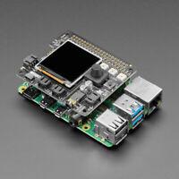 Adafruit BrainCraft HAT, Maschinelles Lernen ML für Raspberry Pi 4, 4374