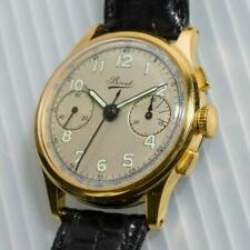 Vintage Bovet Freres 17 Jewels Chronograph Watch (parts or repair)