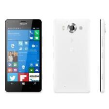 Microsoft Lumia 950 RM-1105 32GB 4G LTE Windows 10 White GSM Unlocked Smartphone