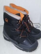 SorelSnow Armor Winter Boots - Kids' Boys Size 4