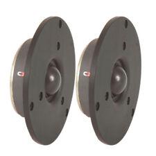 5.1x3.2cm silk dome 80w flat response Hi-Fi tweeter; kef t27 replacement-upgrade