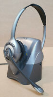 Plantronics CS361N/A Headset Stereo mit Station