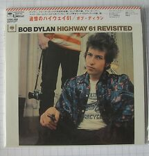 Bob Dylan-Highway 61 Revisited JAPAN MINI LP CD OBI NUOVO! mhcp - 372