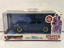 Stranger Things Billys Chevy Camaro Z28 1:3 2 Scala Jada 31113 IN Scatola