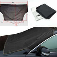 Car Winter Ice Snow Protect Cover Magnetic Windshield Ice Sun Shield Protector
