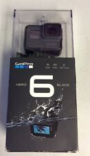 GoPro Hero 6 Waterproof Camera -Black