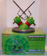 "TEENAGE MUTANT NINJA TURTLES ""RAFAEL SAI"" LE Prop Replica Full 1:1 scale NEW"