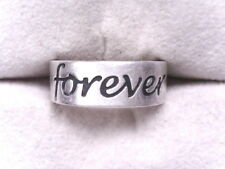 """JAMES AVERY, """"FRIENDS FOREVER"""" BAND, .925 SIZE 8.25, 35% OFF RETAIL (20003660)"""