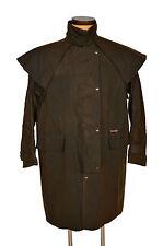 Driza-Bone Three Quarter length Waxed Coat Short Size 6 L