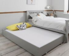 Trundle Bed Pull out Extra Guest Bed Olaf in Choice of colours