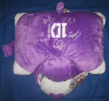 ONE DIRECTION PILLOW PET - PURPLE DOG **MINT WITH TAG**