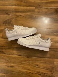 Unisex Adidas Samoa Trainers Size 6uk