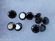 10mm Zirconi Round in nero £ 1.20 P ciascuno.