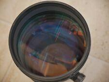 Sigma 300mm F/2.8 APO EX HSM autofocus telephoto lens for Canon EF