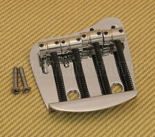 005-3013-000 Guild Chrome Bridge Assembly For Starfire Bass II DeArmond Basses