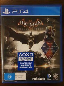 Batman Arkham Knight PS4 Playstation 4 game * PS5 compatible  *