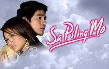 Sa Piling Mo Complete Set Filipino TV Series DVD teleserye