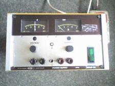 Systron Donner SHR40-2A Remoto detectado Delantera/Trasera O/P Banco fuente de alimentación-B.