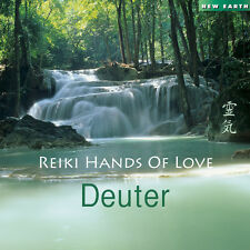 Reiki Hands of Love 0714266314220 by Deuter CD