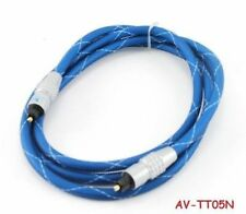 5 ft. Premium Toslink Optical Audio Cable w/ Net Jacket