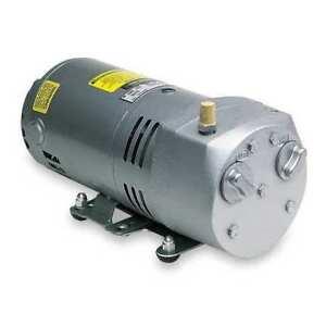 Gast 0523-V191q-G588ndx Pump,Vacuum,1/4 Hp