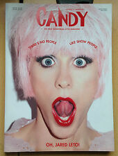 Candy 6,Jared Leto,Terry Richardson,James Franco,David Bowie,Andrej Pejic NEW