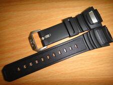 Casio GS-1010 1100,1001,1000J resin rubber strap band 1AV,2AV,4AV,7AV,1AJ,2AJ