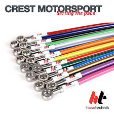 Seat Ibiza MK2 2.0 GTi/Cupra Sport AGG Rear Discs 93-99 HOSE TECHNIK Brake Lines