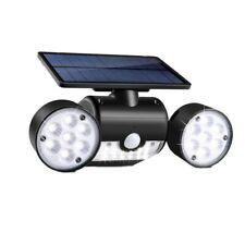 30 LED Solar Lights Sensor Wall Light Spotlight Garden Security Motion Outdoor