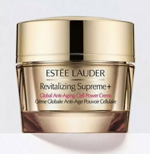 Estee Lauder Revitalizing Supreme + Global Anti-aging Cell Power Creme 1 oz NWOB