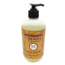 Mrs Meyers Clean Day Limited Edition Apple Cider Hand Soap Olive Oil Free Ship