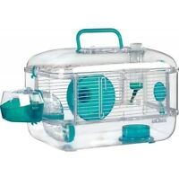 Zolux Cage Solo Rody Lounge Lagoon for Hamster, Mice , Gerbil,