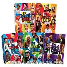 In Living Color: TV Show Complete Series DVD Collection Seasons 1 2 3 4 5 NEW!