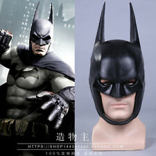 Batman: Arkham Knight PVC Mask Full Face Cosplay Helmet Halloween New